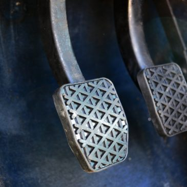 Pedal pads [Set of 2]
