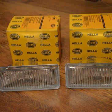 Set of Euro/US m5 Hella fog lights.