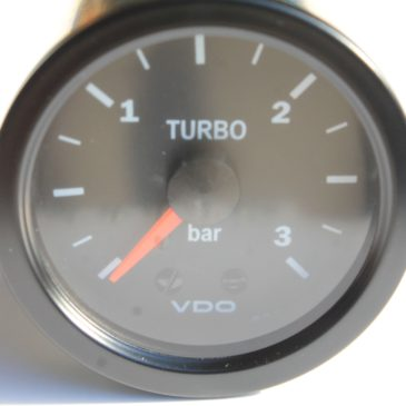 VDO 3 Bar Turbo pressure gauge /for diesels/