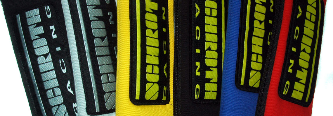 Schroth racing- competition harnessbelt instructions