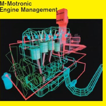Bosch M-Motronic Technical Instruction