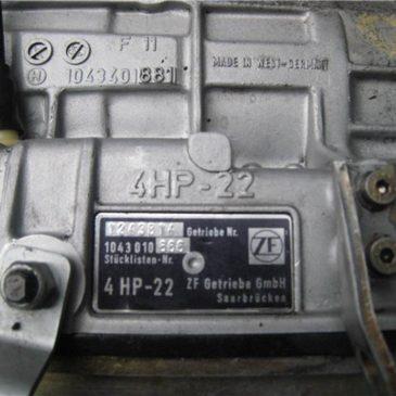 BMW Transmission Fundamentals