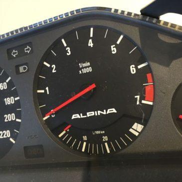 BMW e30 – Alpina tech catalogue